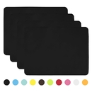 Aspire Placemat, Thicken Non-Slip Waterproof Silicone Placemats Cutting Hot Mats Tablemats