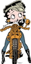 Advanced Graphics 149 Betty Boop - The Wild One- 66