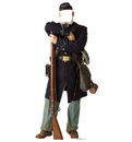 Advanced Graphics Union Civil War Soldier Standin - 72