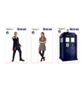 Advanced Graphics 2003 Doctor Who 8 Mini Standup Pack. The Doctor, Clara and TARDIS - 10