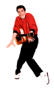 Advanced Graphics 376 Elvis Presley-Red Jacket- 70