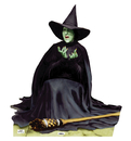 Advanced Graphics 570 Wicked Witch Melting - Wizard of Oz- 52