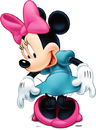 Advanced Graphics 660 Minnie Mouse- 42
