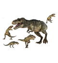 Advanced Graphics WJ1046 T. Rex Group WallJammer - Wall Jammer