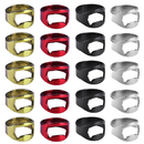 Aspire 20 PCS Stainless Steel Finger Ring Bottle Openers Beer Bottle Opener Bar Tool