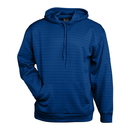 Badger Sport 142500 Stripe Fleece Hood