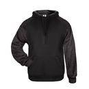 Badger Sport 1461 - Sport Tonal Blend Fleece Hood
