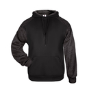 Badger Sport 1461 - Sport Tonal Blend Fleece Hood