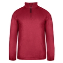 Badger Sport 148300 Pro Heather Fleece 1/4 Zip