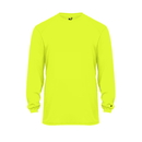 Badger Sport 200400 Ultimate Softlock™ Youth L/S Tee