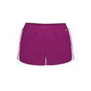 Badger Sport 211400 Velocity Girls' Short