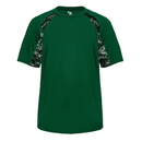 Badger Sport 214000 Digital Hook Youth Tee