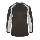 Badger Sport 215400 Hook L/S Youth Tee
