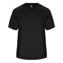 Badger Sport 217000 Vent Back Youth Tee