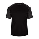 Badger Sport 217800 Tonal Blend Youth Panel Tee