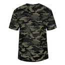 Badger Sport 218100 Camo Youth Tee