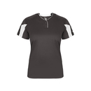 Badger Sport 267600 Striker Girls' Placket