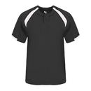Badger Sport 293200 Competitor Youth Placket