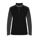 Badger Sport 4008 - Ultimate Sport Ladies 1/4 Zip