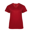 Badger Sport 4062 - Ultimate Ladies V-Neck S/S Tee