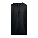 Badger Sport 410800 B-Core Sleeveless Hood Tee