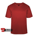 Badger Sport 4124 - B-Core V-Neck Tee