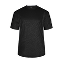 Badger Sport 413100 Line Embossed Tee