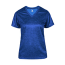 Badger Sport 4175 - Tonal Blend Ladies V-Neck Tee