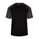 Badger Sport 417800 Tonal Blend Panel Tee
