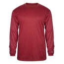 Badger Sport 430400 Pro Heather L/S Tee