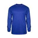Badger Sport 4304 - Pro Heather Long Sleeve Tee