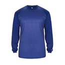 Badger Sport 4305 - Tonal Sport Heather L/S Tee