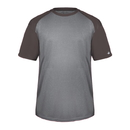 Badger Sport 434300 Sport Heather Tonal Tee