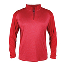 Badger Sport 4394 - Sport Pro Heather 1/4 Zip