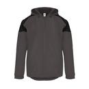 Badger Sport 764300 Rival Hooded Jacket