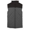 Badger Sport 766100 Colorblock Quilted Vest