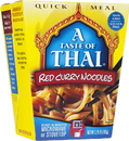 A Taste of Thai 8077 Red Curry Noodle QM, 6/5.75 oz. boxes