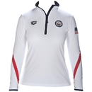 Arena 000310 Official USA Swimming National Team Women's Tech 1/2 Zip