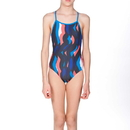 Arena 000854 Wavy Water Youth Light Drop Back