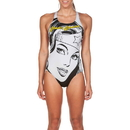 Arena 002005 Wb Wonder Woman Swim Pro Back - Maxlife