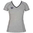 Arena 1D336 Womens Team Line Short Sleeve Tee