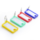 Aspire Double-sided Label Key Tags Assorted Colors 100 Pieces