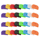 Aspire 160PCS Key Caps Tags Silicone Coding Color Keys Ring Identifier Covers Assorted Colors