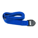 Aeromat 32402 6ft Yoga Strap - Blue, Strap YS-600