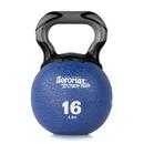 Aeromat 35835 Elite Kettlebell Medicine Ball, 16 LB, Color: Blue, Kettlebell Med Ball
