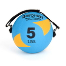 Aeromat 35943 Power Yoga / Pilates Weight Ball - 5