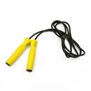 Aeromat 75010 Adjustable Professional Speed Jump Rope W/ Ball Bearings, 7Ft, Yel