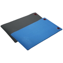 Ecowise 80501 Elite Workout Mat W/Eyelets, 1/2