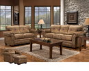 American Furniture Classics 8500-40K Wild Horses - 4 Piece Set