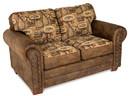 American Furniture Classics 8502-80 River Bend Loveseat